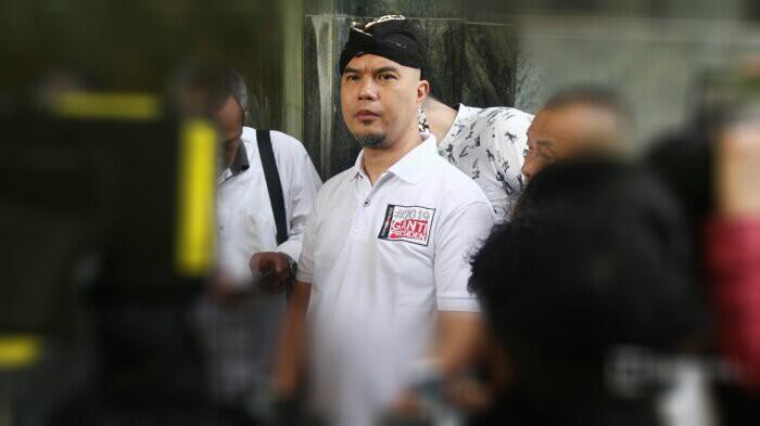 Seharusnya Hari Ini Diperiksa untuk Kasus Dugaan Penggelapan, Ahmad Dhani Minta Waktu
