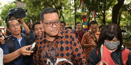 Tim Jokowi kaji laporkan elite Gerindra soal tuduhan suap Meikarta untuk kampanye