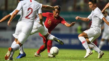 Rangking FIFA Terbaru, Posisi Indonesia Naik