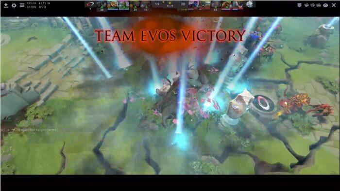 Masih Ada Kesempatan! EVOS Raih Kemenangan Satu Game di ESL One Hamburg