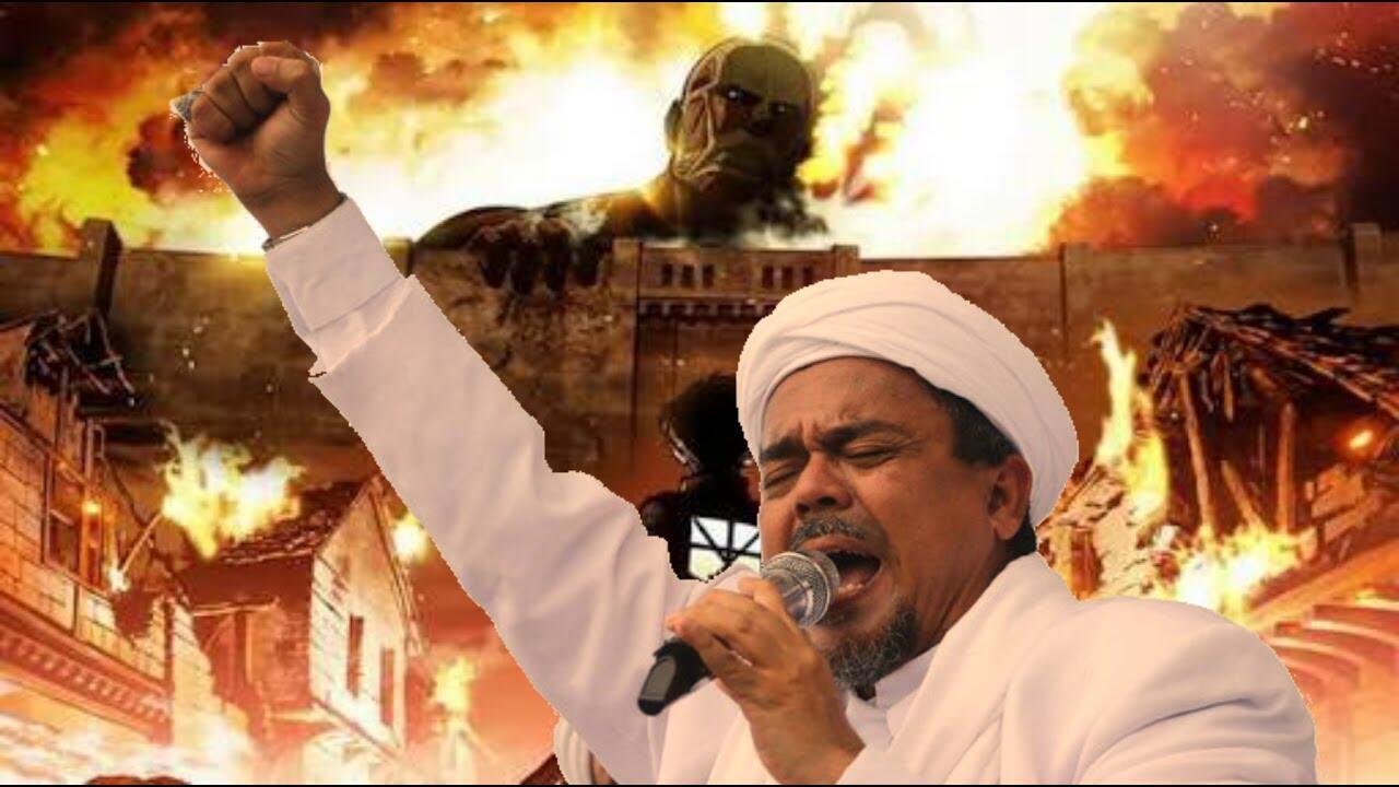 Pembakaran bendera 'tauhid', ribuan massa gelar aksi damai di depan Polresta Solo