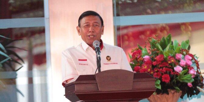 Wiranto soal janji Prabowo pulangkan Rizieq: Saya bukan anak buah Prabowo