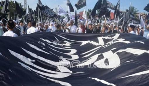Polda Jabar Pastikan Video Bendera Dibakar Bukan Video Asli Tapi Sudah Dipotong