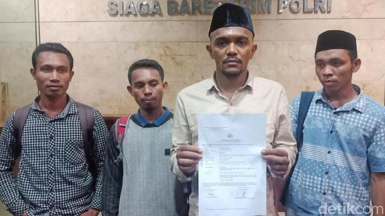 Sebut HTI Tak Punya Bendera, Ismail Yusanto Dilaporkan ke Bareskrim
