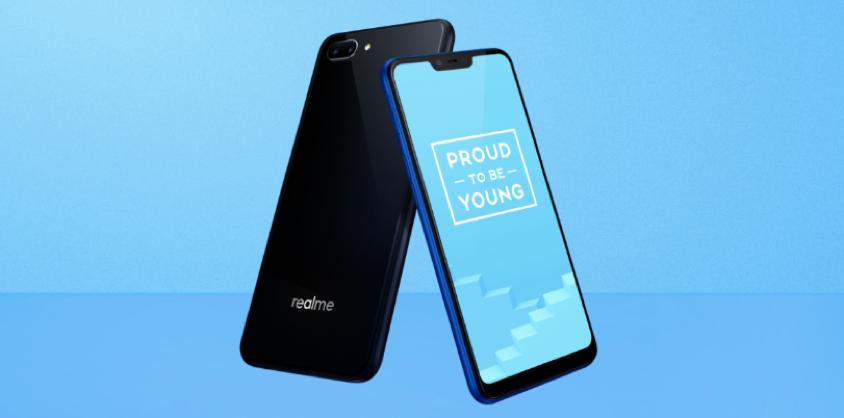 Realme C1 Jadi Smartphone Seharga Sejutaan Yang Tampil Elegan