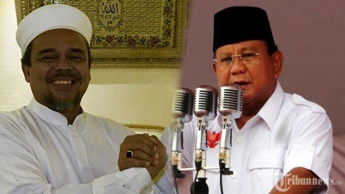 Pengamat : Anda Jadi Capres untuk Habib Rizieq?