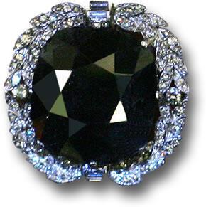 Black Orlov Diamond, Berlian yang punya kutukan. Sekarang ada dimana?