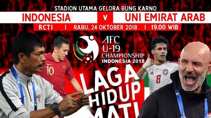 5 Gol Saat Kalah Lawan Qatar Antarkan Indonesia Lolos Perempat Final AFC U19
