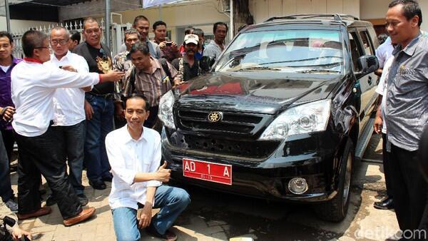 Ditanya-tanya Terus Soal Esemka, Ini Curhat Jokowi