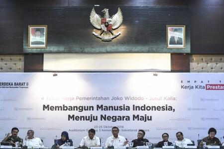 Empat Tahun Jokowi-JK, Kemampuan Pokok Minimum Alutsista TNI Meningkat