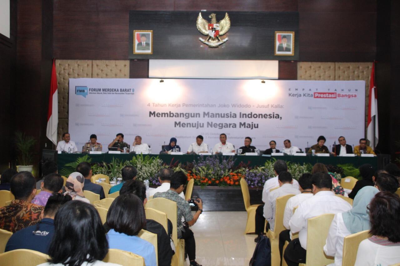 Empat Tahun Jokowi-JK, Layanan Kemenkumham Makin Digital