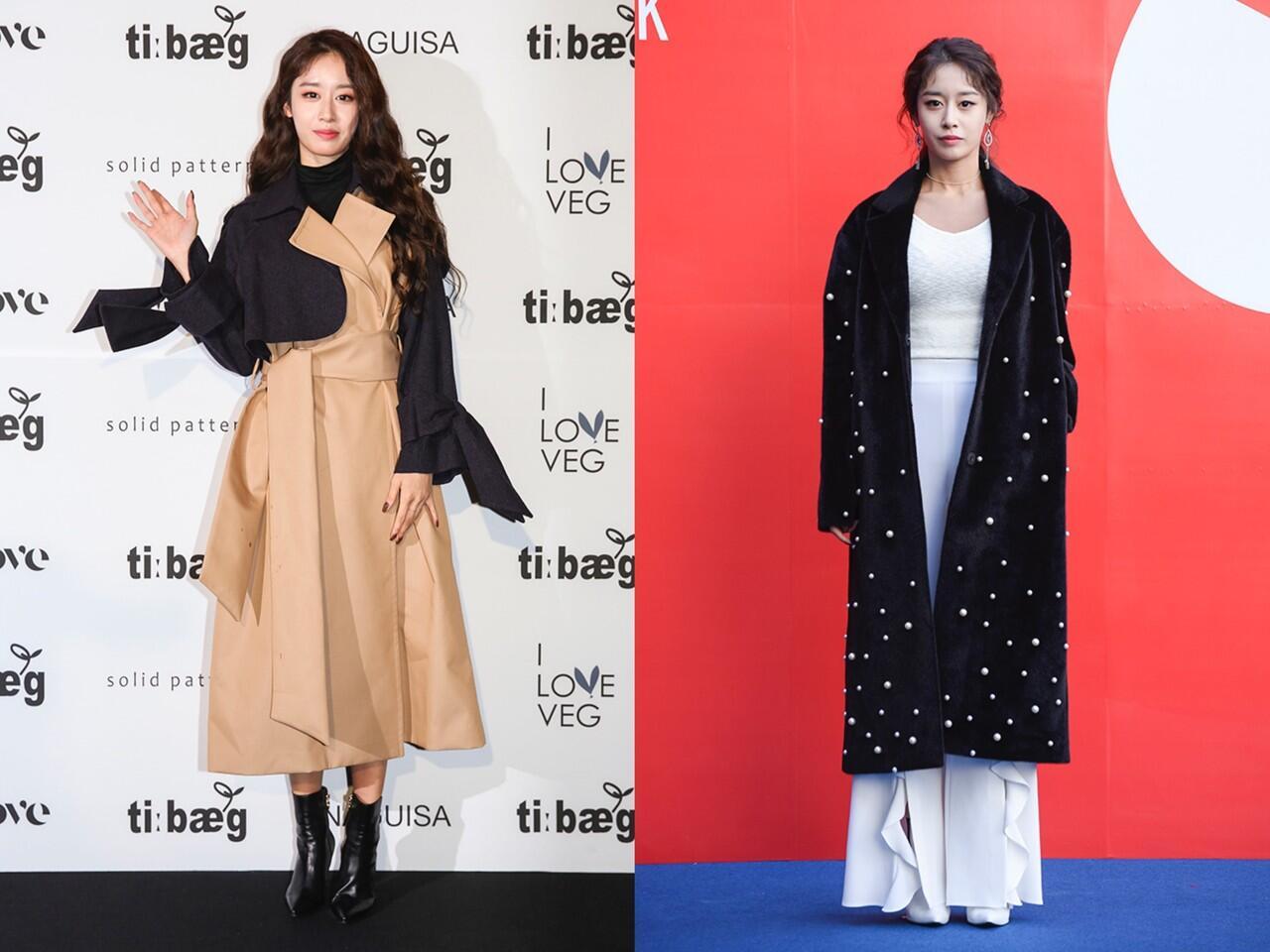 Idola KPop Tampil Fashionable di Hera Seoul Fashion Week, Lihat Foto-fotonya!