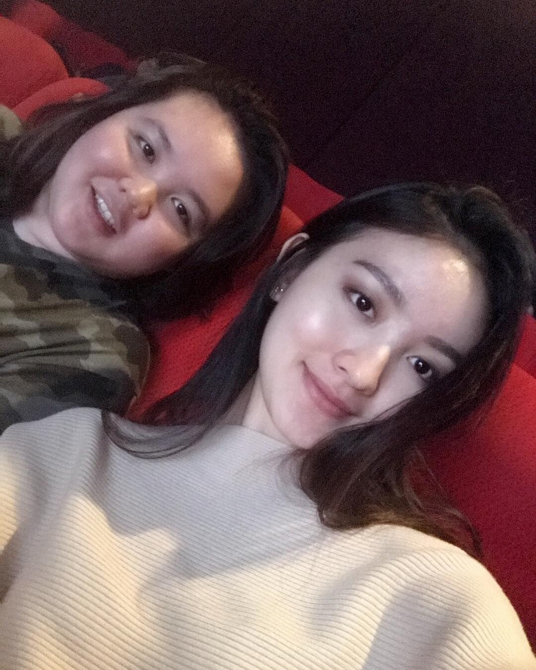 10 Potret Keakraban Natasha Wilona & sang Kakak, Bikin Gemes