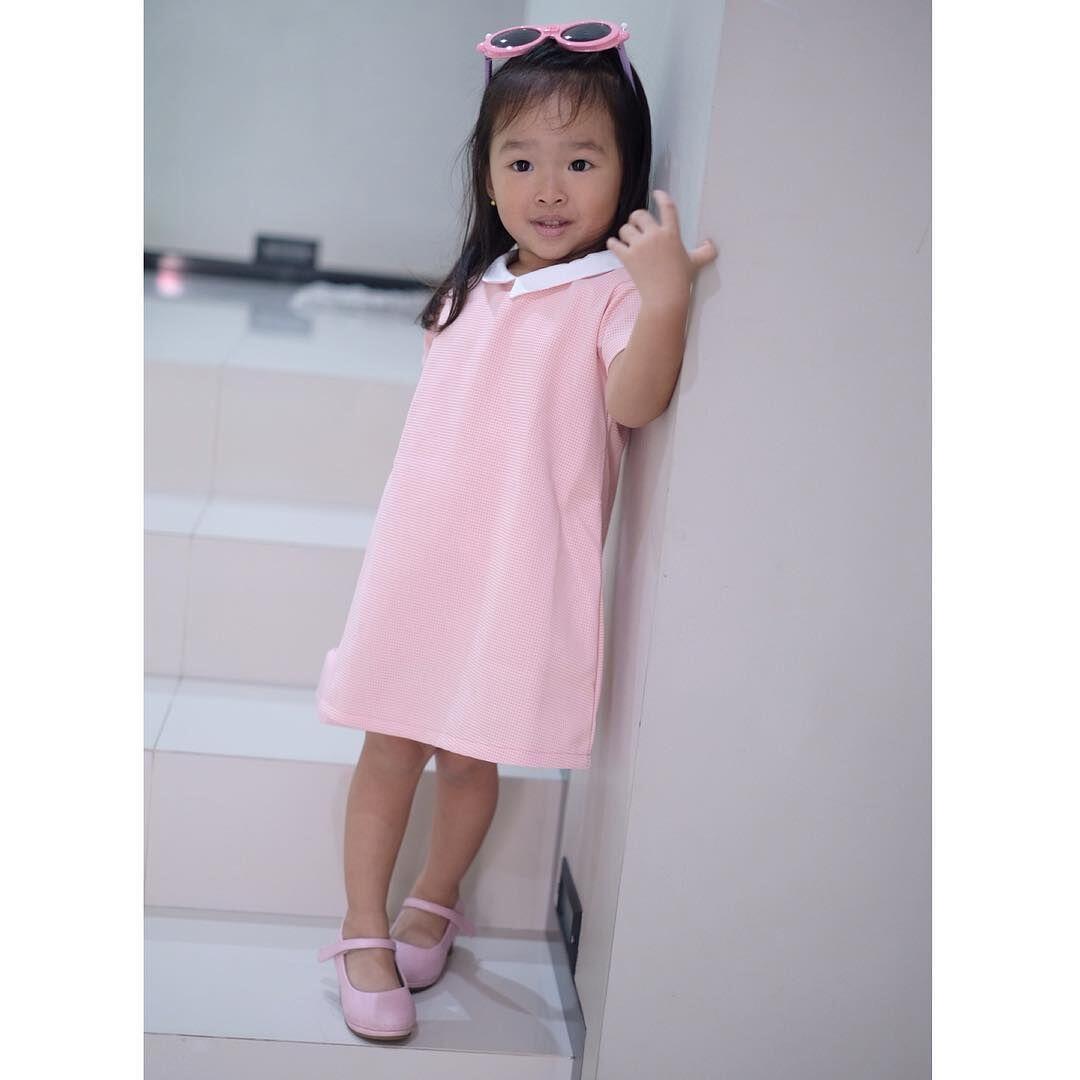 7 Inspirasi Gaya Fashion Anak Artis, Kecil-Kecil Sudah Stylish!
