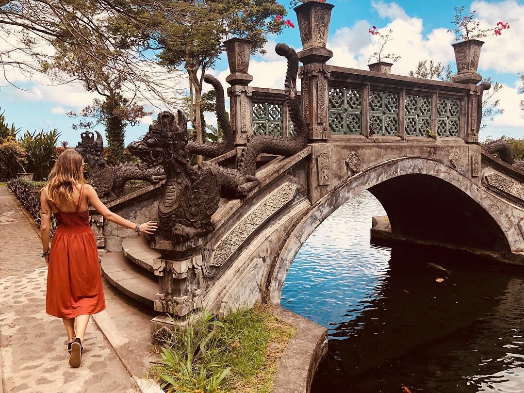 Melihat Keanggunan Tirta Gangga, Istana Air Karangasem