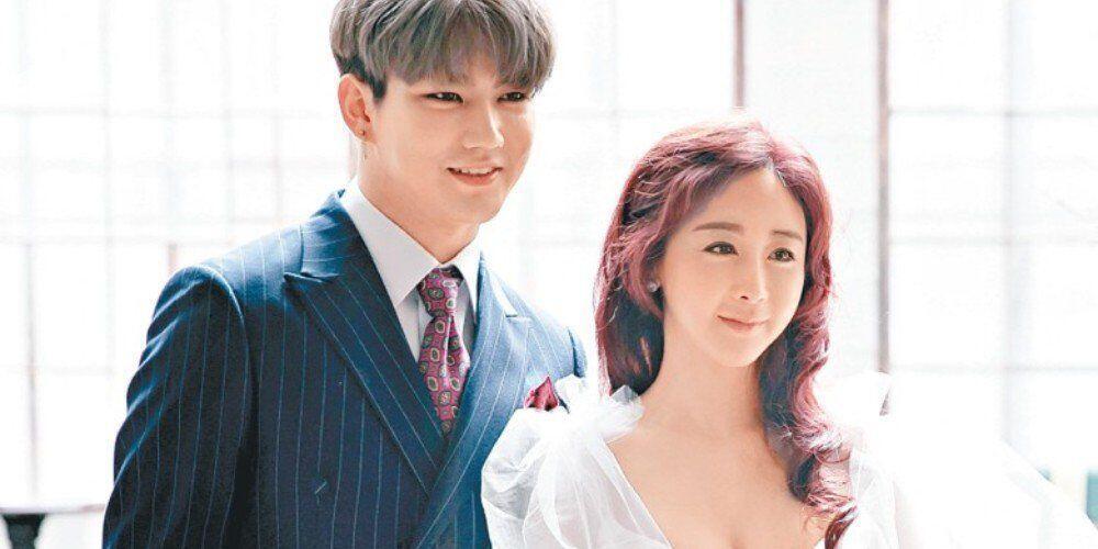 Tak Pandang Usia, 9 Artis Korea Ini Menikah dengan Pria Lebih Muda