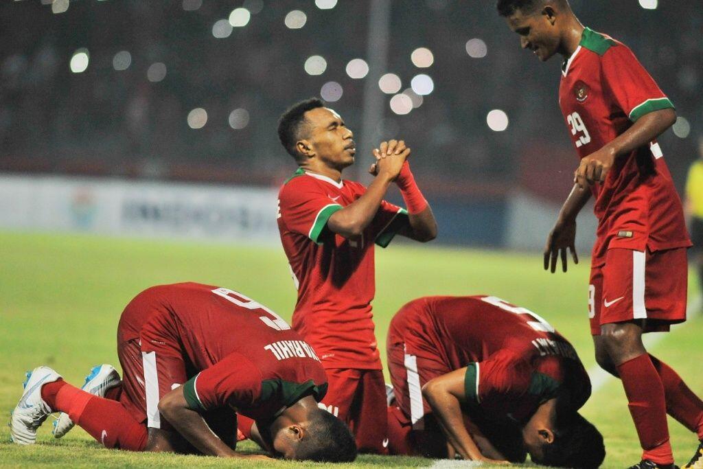 Timnas U-19 Kalahkan Uni Emirate Arab, Indra Sjafri Puji Pemain