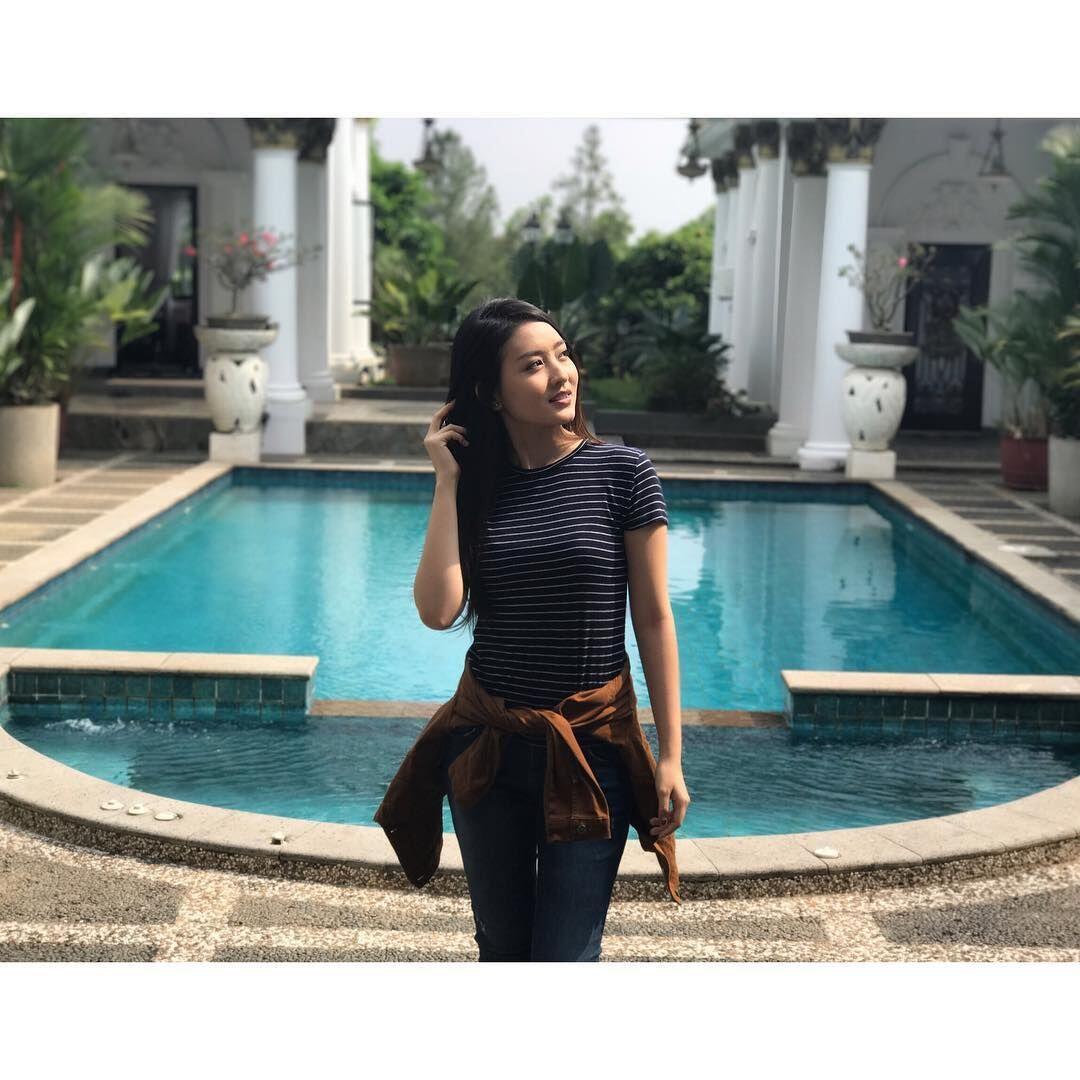 Ratu Sinetron, Ini 10 Gaya Sederhana Natasha Wilona Tanpa Make Up