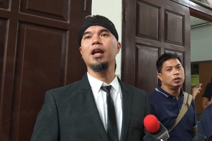 Diperiksa Kasus Penggelapan, Ahmad Dhani Dicecar 75 Pertanyaan