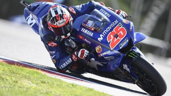 Vinales Tercepat di Latihan Bebas Pertama MotoGP Australia