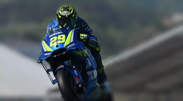 FP2 MotoGP Australia: Iannone Terdepan, Marquez Masuk Gravel