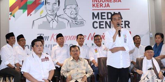 Timses Jokowi-Ma'ruf gelar rakernas, ini dua agenda yang akan dibahas