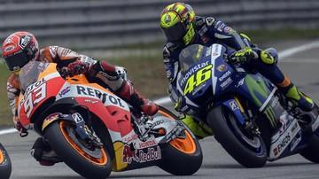 Rossi Beri Saran ke Marquez Soal Pindah Tim
