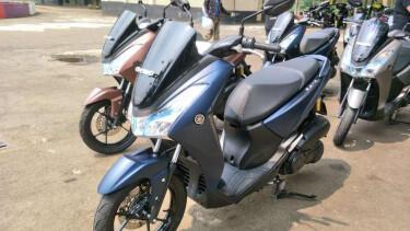 Melihat Harga Yamaha Lexi di Pasar Motor Bekas