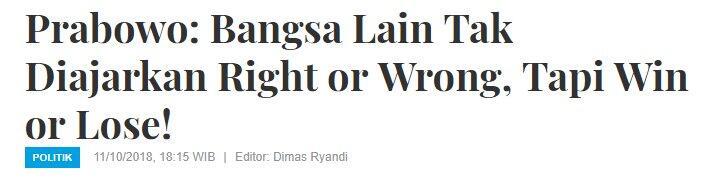 Rizieq Shihab, 'Amunisi' Prabowo dan Politik Identitas