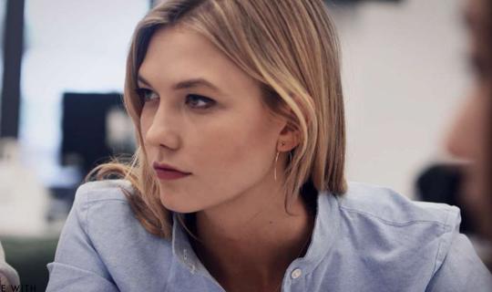 Potret Karlie Kloss, Model Cantik Victoria's Secret Yang Suka Computer Programming