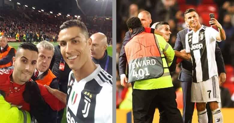 Top dan Respek Banget deh Sama Kelakuan Cristiano Ronaldo Ini