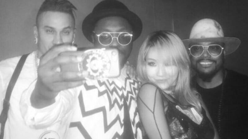 Black Eyed Peas Rilis 'Dopeness', Lagu Kolaborasi dengan CL