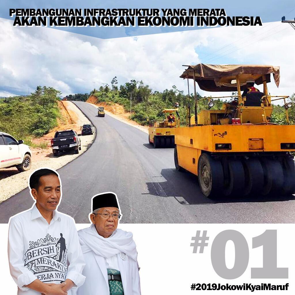 Presiden Jokowi: Infrastruktur Bukan untuk Gagah-gagahan