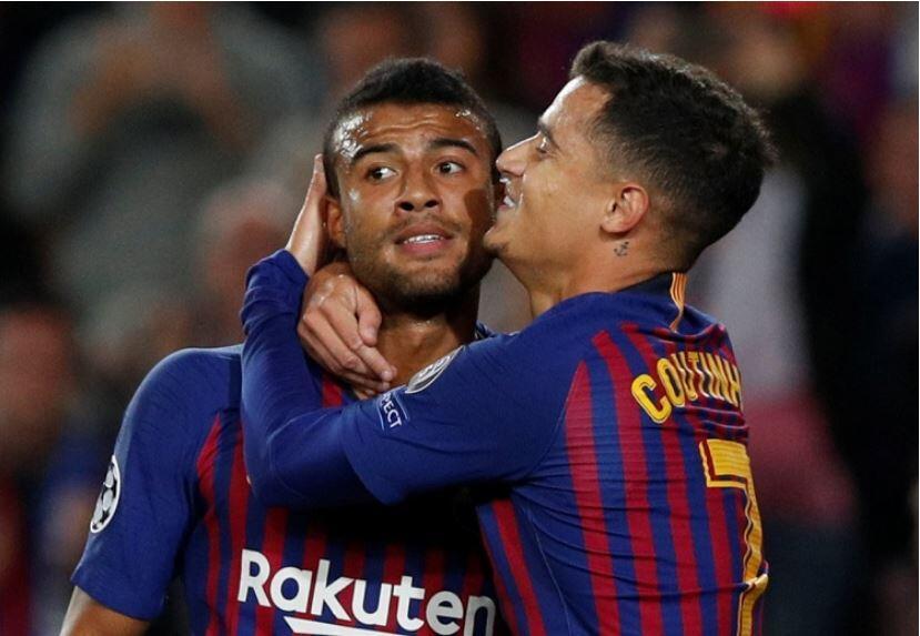 Hasil Liga Champions: Barcelona Hancurkan Inter