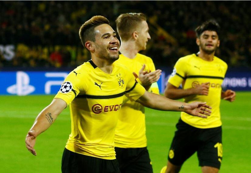Hasil Bola Liga Champions: Dortmund Hajar Atletico