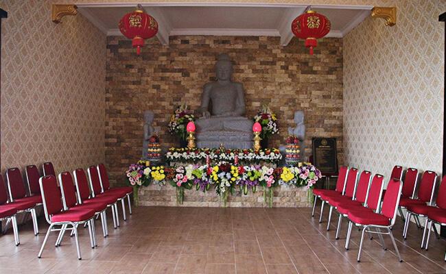 Inilah Kemeriahan Peresmian Vihara Dhammaratana, Dusun Manguntosari, Temanggung