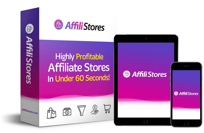 Affiliate Commissions in 3 Clicks with AffiliStores