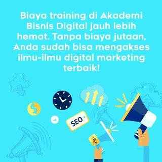 Anda Ingin ikut training untuk belajar bisnis Online?