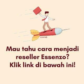 Bisnis Essenzo oil menggunakan system Reseller