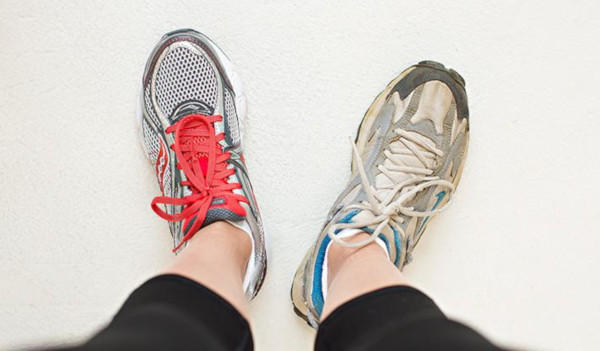Tanda-tanda Kalau Agan Salah Pakai Sepatu untuk Lari