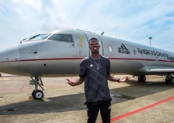 Pesepakbola-Pesepakbola yang Punya Jet Pribadi