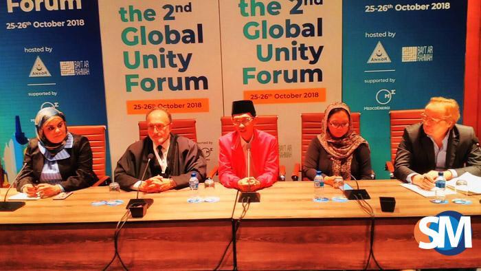 Tokoh Muslim Dunia Tolak Islam Dijadikan Senjata Politik