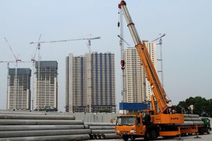 Perbankan mulai mundur dari proyek Meikarta