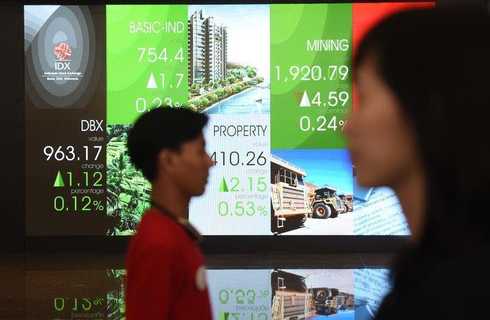 Dinamika pasar keuangan masih tinggi