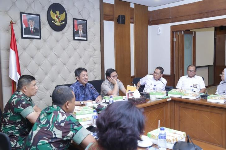 Pemerintah Bahas Percepatan Pembangunan Rumah Pascagempa Lombok