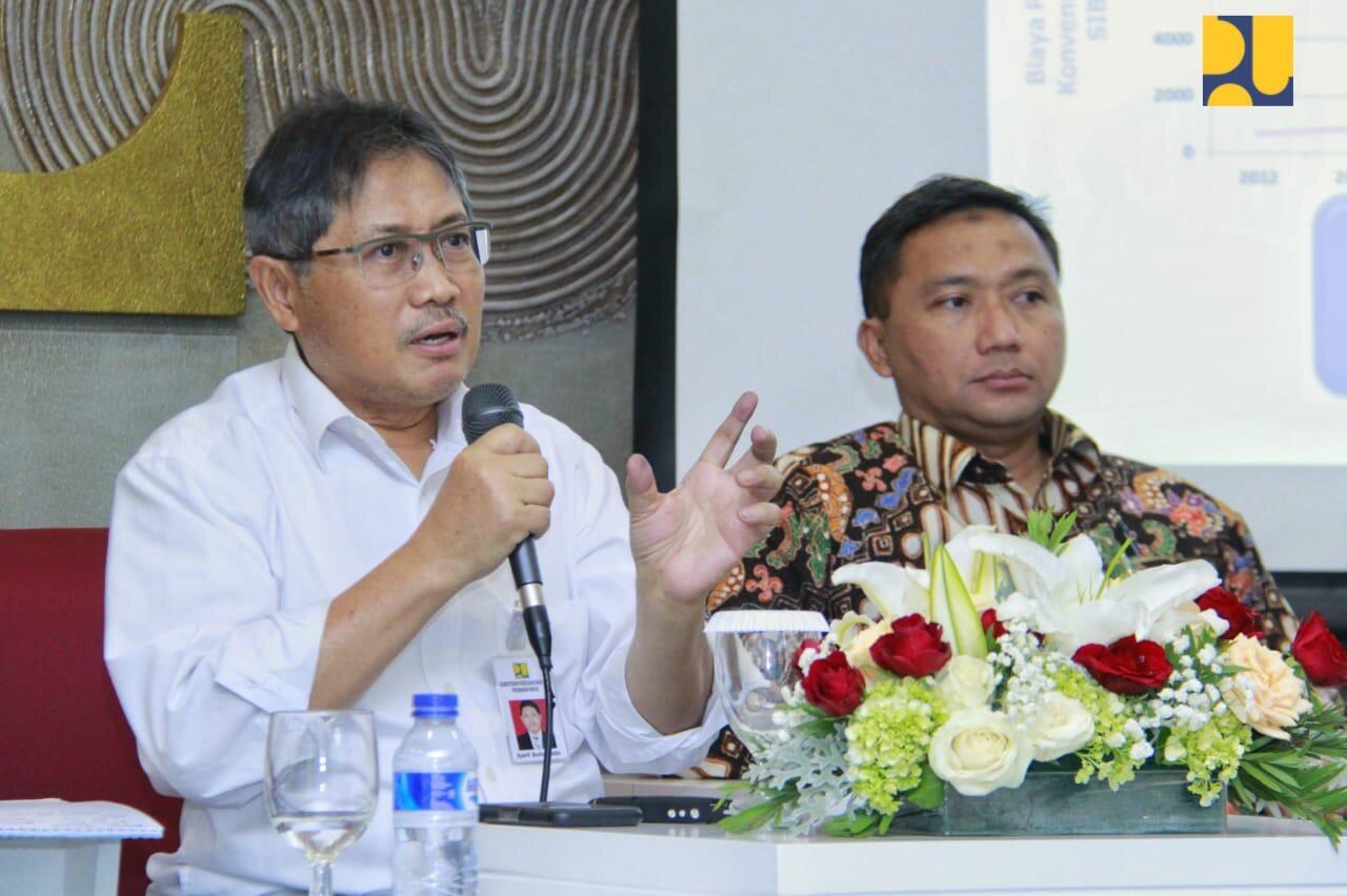 Kementerian PUPR Akan Sertifikasi 12 Ribu Tenaga Kerja Konstruksi