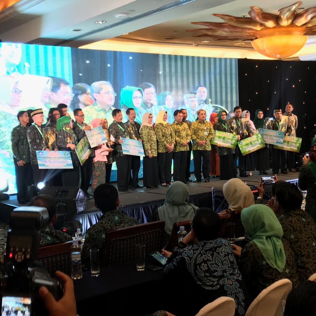 Apresiasi Kesehatan Sekolah, Kemendikbud Beri Anugerah Sekolah Sehat 2018