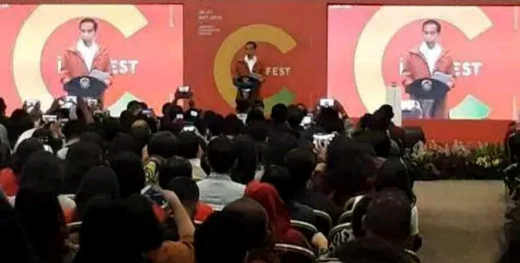 Ada Aksi Bela Tauhid, Jokowi: Urusan Saya Hari Ini Bukan Politik