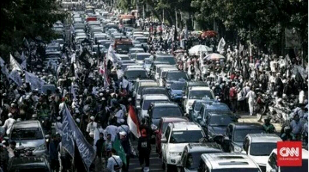 Tagih Janji, Aksi Bela Tauhid Akan Kembali Digelar 2 November