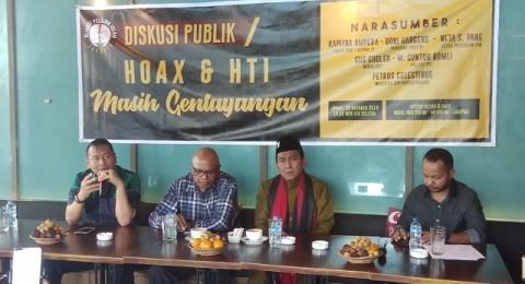 Kapitra Ampera: Hoaks Diciptakan Untuk Kudeta Jokowi